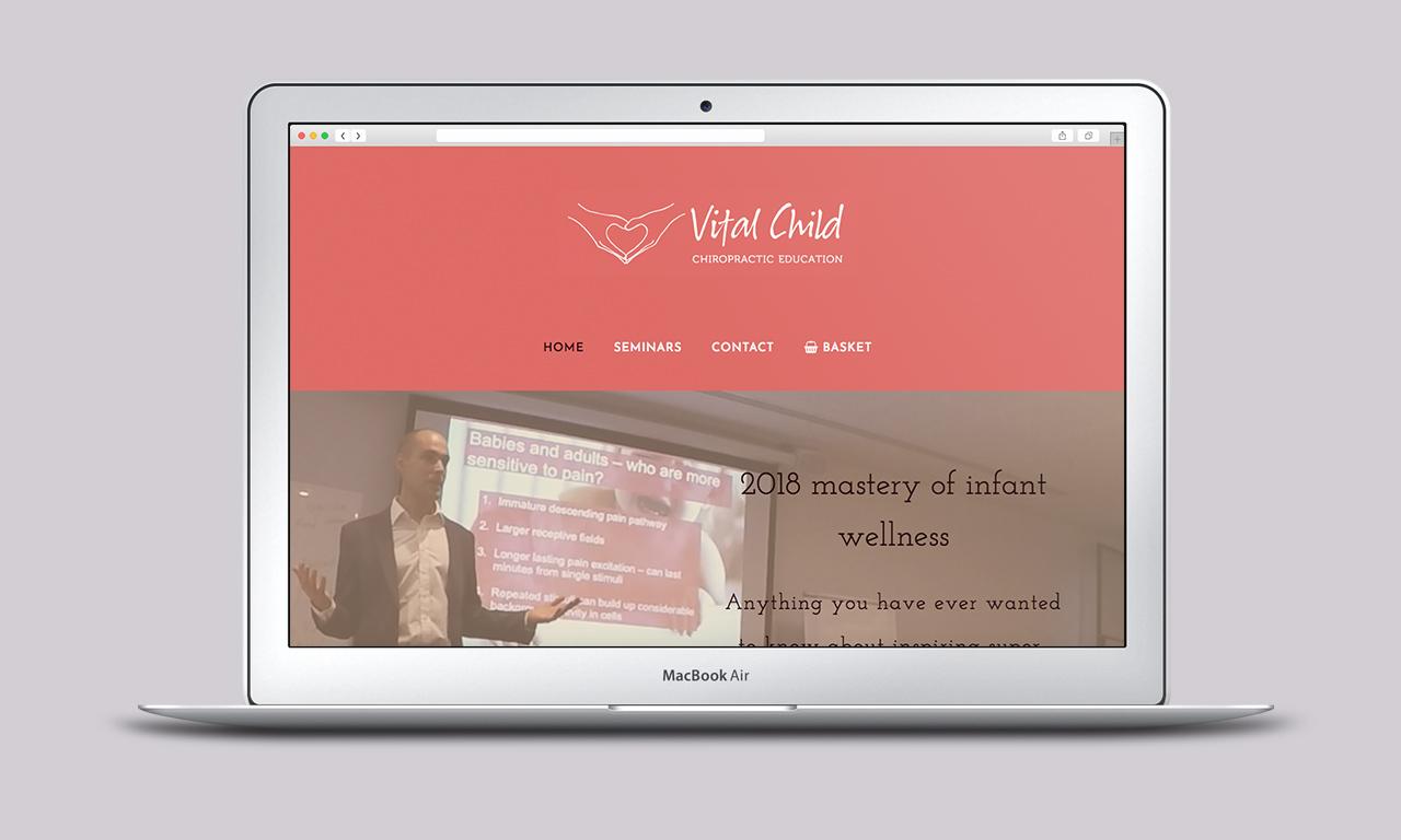 Online Ticket Sales website - Designed by Harry Vann