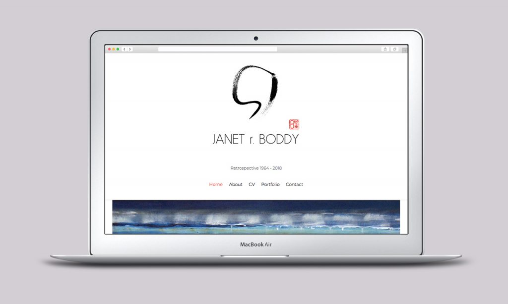 Janet r. Boddy – Retrospective