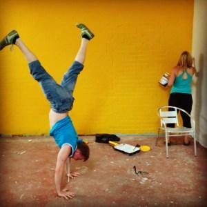 Conrad Freese Forrest Yoga