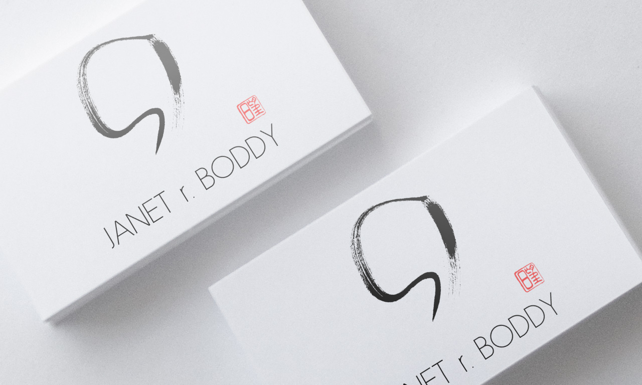 Janet Boddy - Business Cards