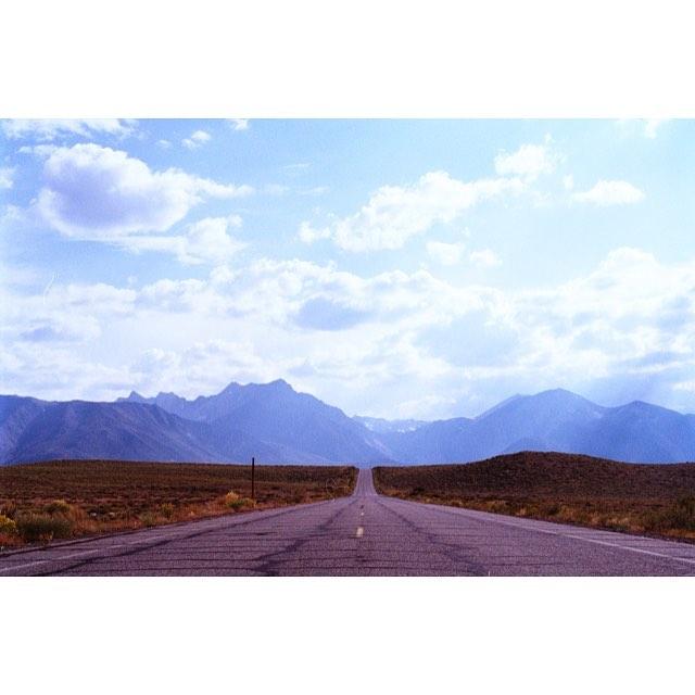 Long road into horizon