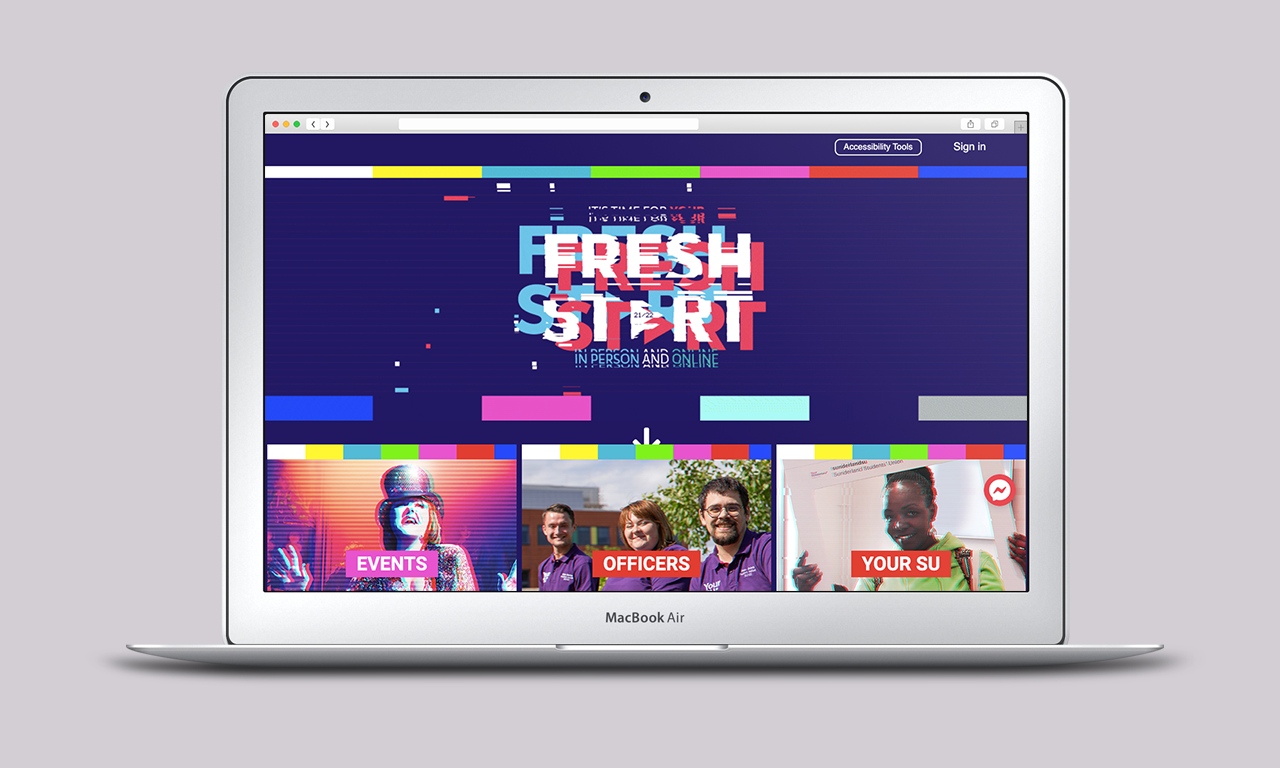 Fresh Start 21 Homepage